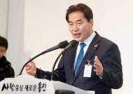 """백군기 용인시장 """"반도체 특화클러스터 유치위해 역량집중"""""""