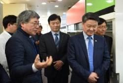 중소벤처기업부 김학도 차관, 인천 중기 간담회 개최