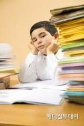 공부만 하고 햇빛 안 쐬는 아시아 아이들 10명중 9명 '근시'