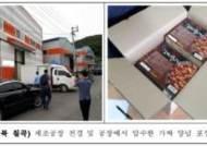 '가짜 양념육' 유명 대기업 제품으로 둔갑시켜 판매한 제조·유통업자 적발