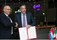 머크, 유럽우주국과 협력 관계 2년 연장…디지털화 등 협력 지속