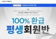 """""""에듀윌 주택관리사 100% 환급 평생회원반, 합격하고 환급받자"""""""