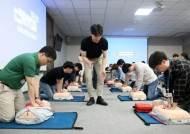 GS리테일, 5년 내로 4천여명 전 임직원 '심폐소생술' 교육 이수