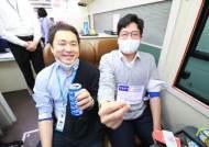 동아오츠카, 코로나19 혈액 수급난 지원 위한 임직원 헌혈 참여