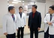 김명연 후보, '뇌혈관·심장 전문병원' 유치 공약