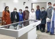 고려대의료원-나누리의료재단, 마다가스카르에 첨단 가상해부 시뮬레이터 지원