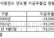 해외펀드, 올 6조 `엑소더스`...비과세도 역부족