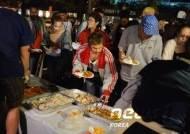 월가 시위 `메카` 뉴욕 주코티의 사람들