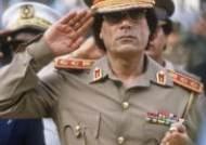 카다피 시신, 리비아 사막에 `비밀리` 매장