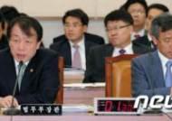 """[사진]권재진 법무""""내곡동 사저 문제 수사중"""""""