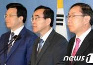 [사진]한나라당 입당 전직 경제관료