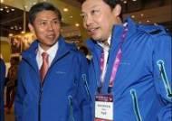 [사진]곽영진 차관-곽승준 위원장, 지스타 2012 개막식 참석
