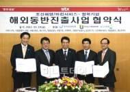 STX, 국내최초 협력기업과 '해외 AS네트워크' 공유