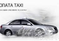 '쏘나타NF' 택시모델 저렴해서 인기? 얼마길래