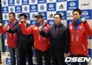 윤성빈, 스켈레톤 대륙간컵서 금메달···'한국 최초'!