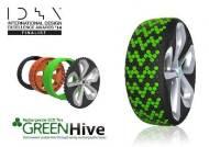 넥센타이어, 업계 최초 '세계 4대 디자인 대회' 석권