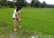 멘탈 스포츠 골프, 자녀에게 참 좋은데…