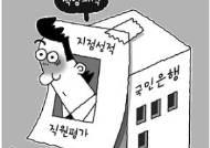 KB국민은행, '지점장 독박' 인사평가체계 손본다