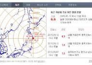 일본 도호쿠 지역서 규모 6.6 강진…도쿄서도 느껴
