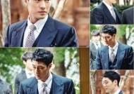 소지섭, '오 마이 비너스' 촬영 사진 공개…'완벽한 슈트핏'