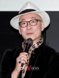 [포토] 욘판 감독 `홍콩 독립영화의 대부`