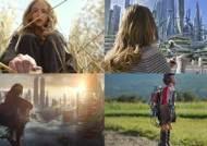 디즈니표 패밀리 무비 '투모로우랜드', 전 세대 아우리는 관전 포인트 공개
