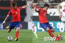 기성용 손흥민, AFC '올해의 아시아 해외파 선수' 후보 포함