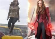 '캡틴 아메리카: 시빌워' 스칼렛요한슨-엘리자베스올슨, 女 히어로 '대결'