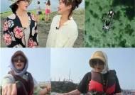'배틀트립' 유혜리-최수린, 속 훤히 보이는 옥빛 제주 바다 공개