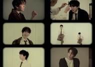 다비, 프로필 메이킹 영상 공개…설레는 비주얼 '눈길'