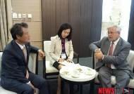 권도엽 장관, UN해비타트 사무총장과 협력방안 논의