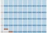 [그래픽] 일반직공무원과 일반직에 준하는 특정직 및 별정직 공무원 등의 봉급표