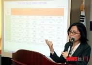양육비 산정기준표 설명 하는 배인구 부장판사