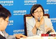 [종합]'남편 강지원 대선 출마' 김영란 권익위원장 사퇴