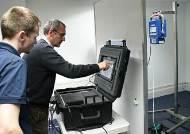 케어스트림 헬스의 의료 영상 시스템, 남극 탐험대 원정에 함께 나서