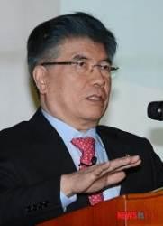 """김중수 """"美통화정책 새로운 패러다임…韓은 변화 어렵다"""""""
