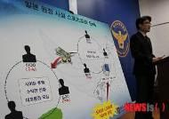 日 원정 불법 스포츠 100억대 도박 사이트 운영자 5명 검거