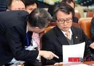 보고받는 권도엽 국토해양부 장관