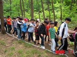희리산해송자연휴양림 체험·탐방 산림교육