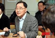 """鄭총리 """"대통령 권력분점, 헌법상 불가능"""""""