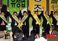 대구 찾은 민주통합당 최고위원 후보들