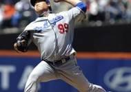 [MLB]류현진, 7이닝 1실점 8탈삼진 호투…3승 달성 실패
