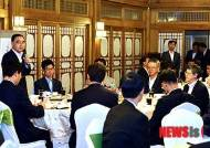 한자리에 모인 재외 한국 문화원장과 홍보관들