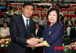 2013 화승 르까프배 한국실업배구연맹전 개막식