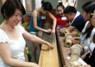 박연 고향서 '국악삼매경' 빠진 몽골학생들
