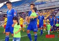 [프로축구]'조동건 멀티골' 수원, 성남과 2-2 무승부