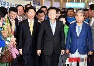 [종합]손학규, 김한길 대표에 화성갑 불출마 의사 전달