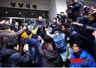 철도노조 입장 밝히는 백성곤 홍보팀장