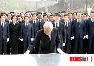 분향하는 김한길 민주당 대표