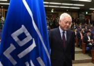 김한길 민주당 대표의 마지막 모두발언